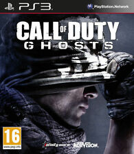 CALL OF DUTY GHOSTS - BRAND NEW FACTORY SEALED - PS3 - FAST DISPATCH