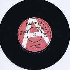 JIMMY CRAWFORD - LONG STRINGY BABY / DICKIE LOADER - CHILLS & FEVER - U.K JIVERS