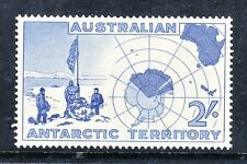 TEMA ASTRO. AUSTRALIA T-A 1957 A-1 ANTARTIC TERRITORY 1v.