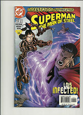 Superman: Man of Steel  #113 NM