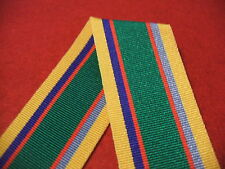 "MYB262 Cadet Forces Medal 1950 Ribbon Full Size 32cm (12"")"