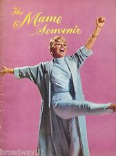 "Ginger Rogers ""MAME"" Jerry Herman / Ann Beach 1969 Original London Cast Program"