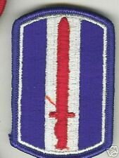 United States 193rd Infantry Brigade Patch