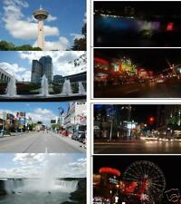 200 PHOTOS OF NIAGARA FALLS, CANADA SHOT DURING SUMMER DAY/NIGHT CD OR DOWNLOAD