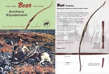 Bear 1959 Archery Catalog