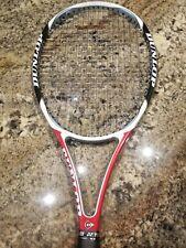 Dunlop 3Hundred Aerogel 16x19 4 1/2 grip tennis racquet