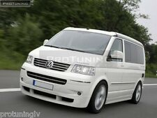 VW T5 03-09 Caravelle Multivan pare-chocs avant spoiler lèvre Cantonnière addon extension
