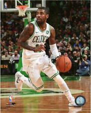 KYRIE IRVING 2017 BOSTON CELTICS 8X10 LICENSED UNSIGNED OFFICIAL 8X10 PHOTO