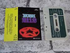 RUSH - 2112 (UK)  /Cassette Album /1352