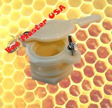 Pro's Choice Best Honey Gate, Bee Honey Extracting Valve, Nylon/Plastic