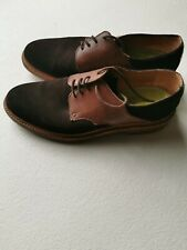 Oliver Sweeney Suede And Leather Size 11 1/2 Shoes