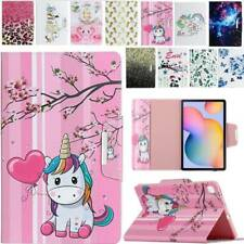 Magnetic PU Leather Case Cover For Samsung Galaxy Tab A E 4 S6 Lite 8.0 10.1 9.7