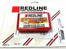 Redline Jet Kit fits 34 ICT Weber carb Dual Carbs