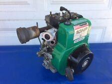 10hp Briggs & Strattonn Coleman Powermate Horizontal Generator Pump ETC Engine