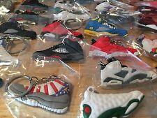 One Random Shoe Keychain Jordan Basketball Sneaker Brand New