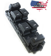 New Power Window Master Switch For 04-12 Chevrolet Colorado & 04-12 GMC Canyon