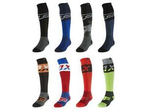Fox Racing Fri Thin / Thick Revn Afterburn Performance MX Riding Socks MTB/ATV
