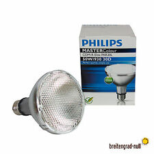 Philips Master Colour CDM-R 50 Watt PAR 30 30D 930 Elite WDL HCI HQI Spot 30°