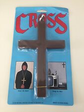 Halloween Decoration Priest Nun Jesus Cross Masquerade Prop Cosplay From USA
