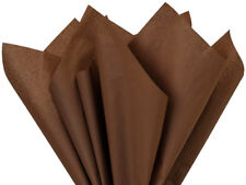 Chocolate Brown 20x30 Tissue Paper 480 Sheets Holiday Party Weddings Craft Poms