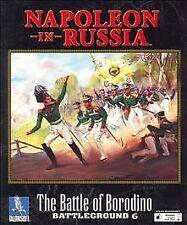 Battleground 6: Napoleon in Russia -- The Battle of Borodino (PC, 1997)
