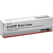 ELACUR M hot Creme 50g PZN 9885000