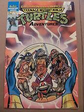 Teenage Mutant Ninja Turtles Adventures #19 Archie 1st app Mighty Mutanimals