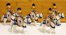 Playmobil 5 Scorpions Romans with horses!!!