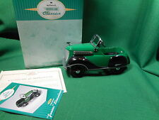 Hallmark Kiddie Car Classics 1937 Steelcraft Junior Streamliner