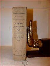 DIRITTO - D'AMELIO, Salv.: LA BENEFICENZA NEL DIRITTO ITALIANO 1931 CEDAM 3a ed.