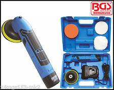 BGS - Cordless Polishing Machine, 10.8 V Li ion 1.3 Ah, 3000 Rpm, 100 mm - 9259