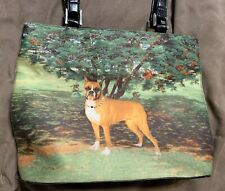 American Staffordshire Terrier Handbag Purse Amstaff Dog Bulldog