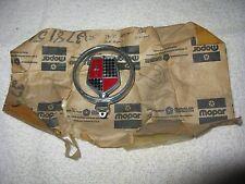 NOS Mopar 1975-77 Monaco Head Lamp Panel Emblem