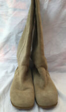 Next Light Brown/grey Boot Size 8