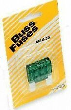 Bussmann Products MAX30 Fuses Manufacturers Limited Warranty