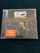 Don't Talk, Just Listen by B5 (Georgia) (CD Sep-2007, Bad Boy Entertainment) NEW