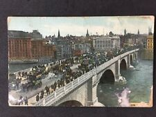 Vintage Postcard - London #B14 - RP London Bridge - 1908 Regal Art Publishing