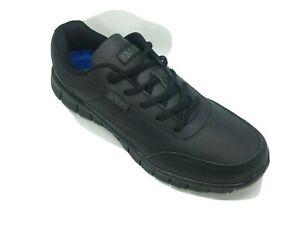 DJJ BLACK- Man fashion  leather sporting shoes - FREE POSTAGE!!