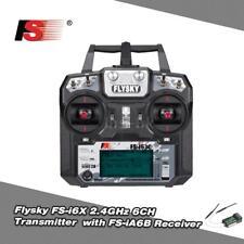 Flysky FS-i6X 2.4GHz 6CH AFHDS 2A RC Trasmettitore con ricevitore FS-iA6B R5B6