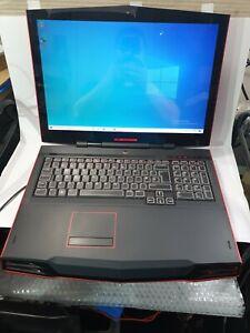 Alienware M17x R2 nebula red - i7-740QM, 8Gb RAM, 500Gb SHDD, AMD Radeon