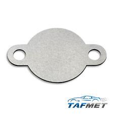 27. EGR valve blanking plate for Nissan Navara Frontier 2.5 Diesel D40 D22 YD25