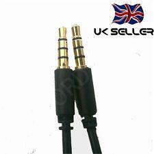 Cable De Audio Para Denon ® AH-D340 AH-D400 Auriculares Para Android reemplazo de plomo