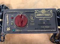 Vintage Aristo-Craft 802 7.2V Nicad Battery Charger