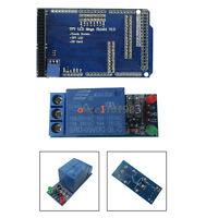 Touch TFT LCD Expansion Board Adjustable Shield for Arduino 1-CH 5V Relay Module