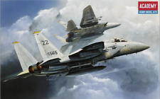 Academy 12609 Us Air Force F-15C Eagle 1/144 Scale Plastic Model Kit