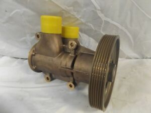 VOLVO PENTA D6 RAW SEA WATER PUMP NEW OEM 21419376