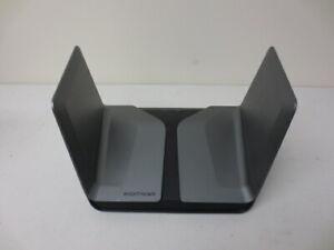 Netgear RAX80 Nighthawk AX6000 8-Stream Dual-Band WiFi 6 Router *No Power Cord*