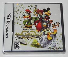 Kingdom Hearts Re: Coded (Nintendo DS, 2011) Brand New & Sealed!!