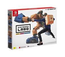 Nintendo Labo Robot Kit Switch Game
