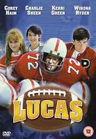 LUCAS (Corey Haim) - DVD - REGION 2 UK